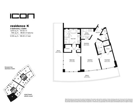 icon south beach floor plans icon south beach brg international