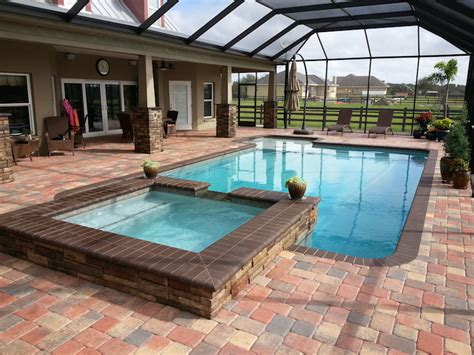 Florida House Plans With Pool planning the perfect pool for your backyard oasis