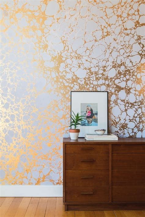 25 best ideas about wallpaper decor on