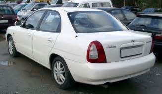 What Does Daewoo File Daewoo Nubira Rear 20081007 Jpg Wikimedia Commons