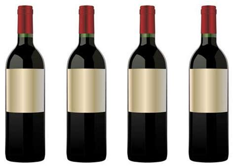 Packaging Template Designs 30 Free Vector Files To Collect Now Wine Bottle Template
