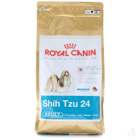 canin food royal canin shih tzu food