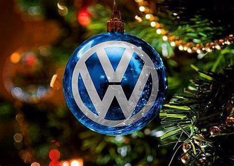 Merry Christmas From The Vw World The Yeswecan Journey