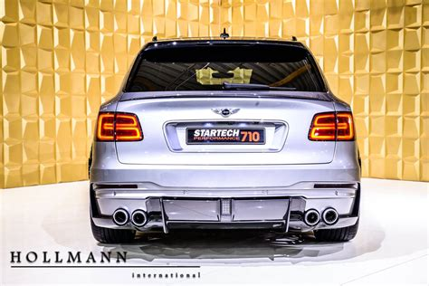 widebody bentley widebody bentley bentaya by startech makes 710 hp
