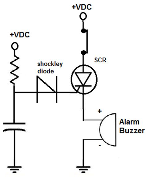 shockley diode circuit what is a shockley diode