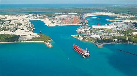 free port freeport harbour expansion 183 freeport grand bahama island