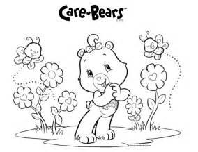 desenhos dos ursinhos carinhosos para colorir e imprimir