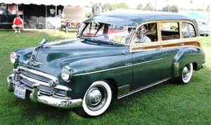 1950 Chevrolet Wagon 1950 Chevrolet Styleline Deluxe Station Wagon