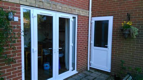 Patio Bi Fold Doors Bi Folding Patio Doors Gallery Windows And Conservatories In Kent