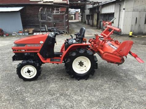 mitsubishi tractor mt135 n a used for sale