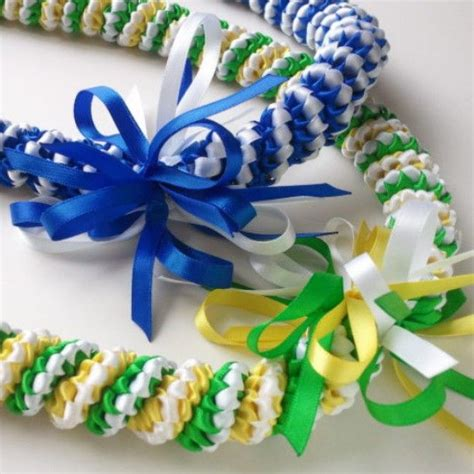 Handmade Leis - pin by on sewing