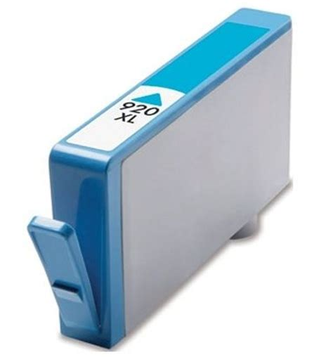 Tinta Hp 920 Xl Color by Cartucho Tinta Cyan Hp920 Xl