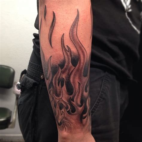 flame tattoo sleeve designs tattoos tattoos