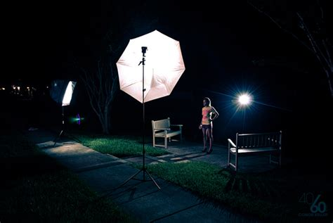 how to set up umbrella lighting for photography hints tips for setting up a basic home studio