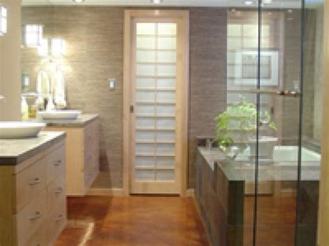 zen bathroom design designing your zen bathroom hgtv