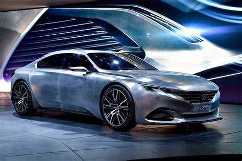 peugeot exalt concept peugeot exalt concept wears its euro knickers for paris