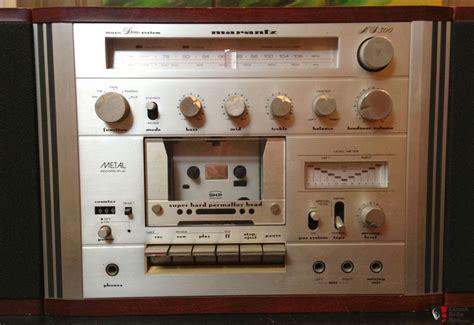 bookcase stereo systems reviews marantz ms 300 bookshelf stereo system photo 835473