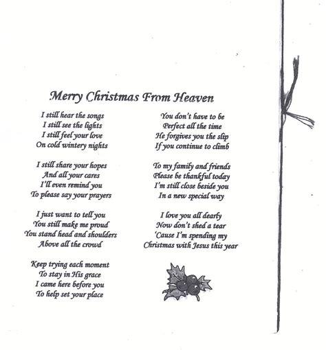 merry christmas  heaven    poem chosen   fr flickr