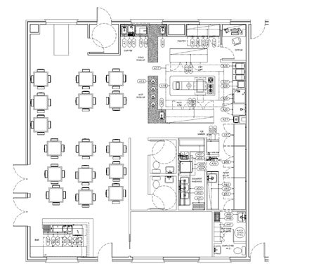 Floor Plan Architect by Restaurant Design And Development Building Your