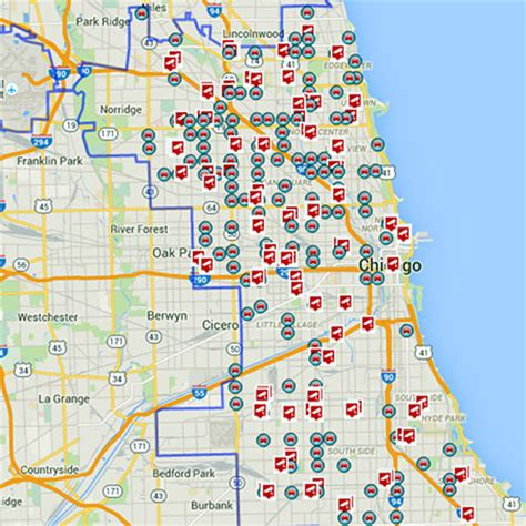 city of chicago red light camera locations new adventures of rahm s 285 million red light camera