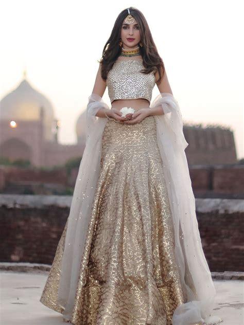 beautiful bridal nikah dresses   wedding bride