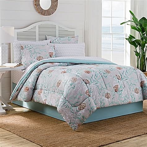 gray twin bedding buy muriel twin comforter set in aqua gray from bed bath