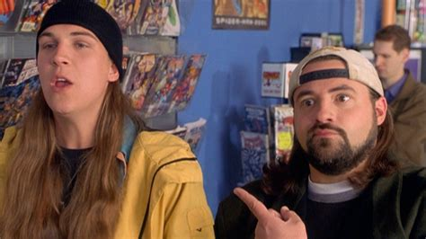 And Silent Bob half way there ordinary decent gamer