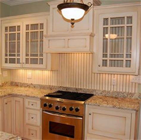 wainscoting kitchen backsplash wainscoting backsplash ideas classic quality and handcrafted look beadboard backsplashes