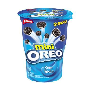 Oreo Mini Chocolate 67 Gr by Jual Oreo Harga Oreo Oreo Strawberry Oreo Vanilla