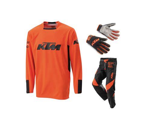 Ktm Race Wear Aomc Mx 2017 Ktm Pounce Gear Set Orange