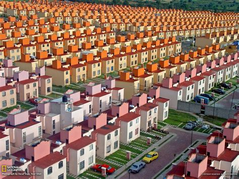 City Homes by Houses In Mexico City Woahdude