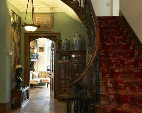 edwardian house interior edwardian design on pinterest encaustic tile tiled hallway and panelling