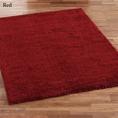 shag accent rugs bliss super soft shag area rugs