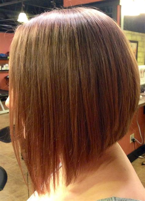 dramatic layered angled bob haircuts long inverted bob with a dramatic angle minimal stacking