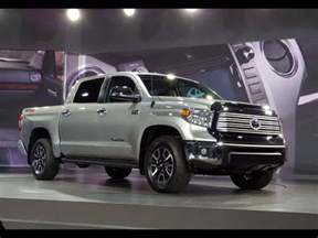 new 2016 toyota tundra review youtube