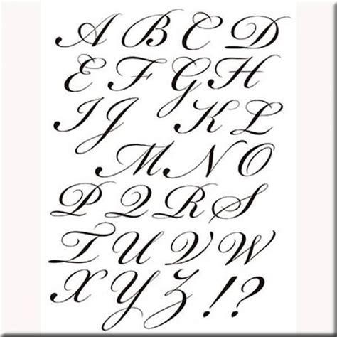 lettere alfabeto maiuscole da stare sello letra inglesa may 250 sculas