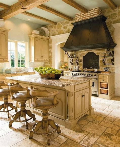 French Country Decor | 20 ways to create a french country kitchen