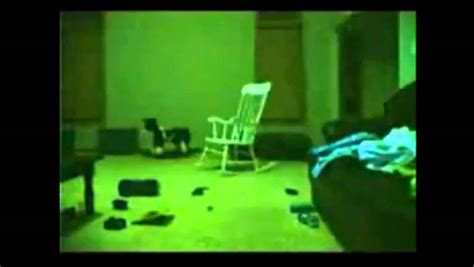ghostly rocking chair paranormal activity