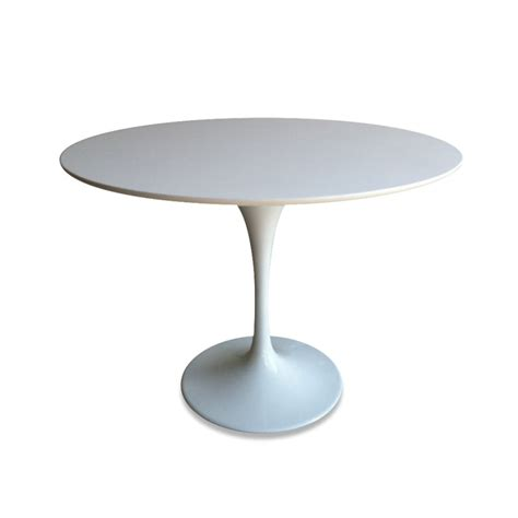 tulip marble dining table 100cm eero saarinen replica