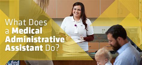job description for medical administrative assistant maths