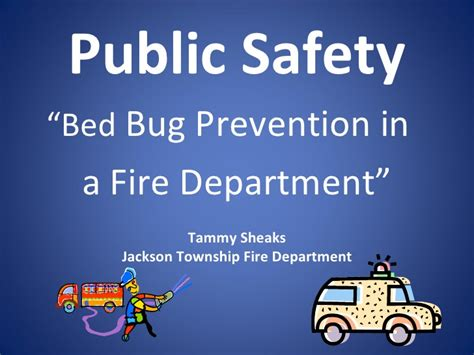 Bed Bug Prevention by Bed Bug Prevention In A Department