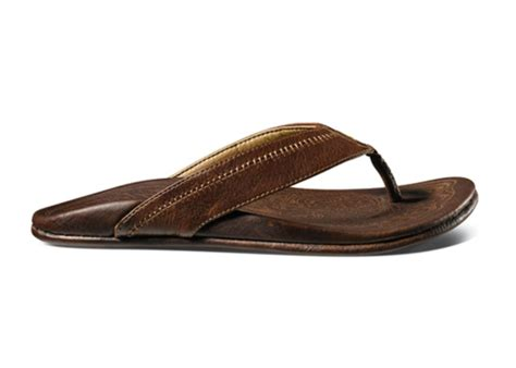 Sandal Dshoes Slop olukai hiapo s wide leather support sandals