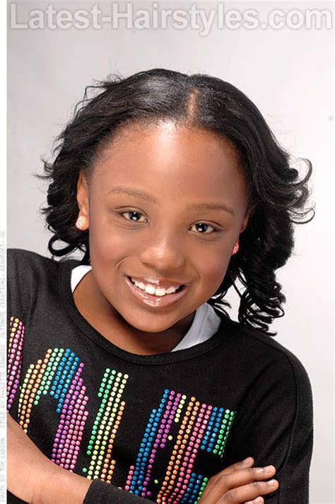 middle school hairstyles for hair 15 stinkin black kid hairstyles you can do at home