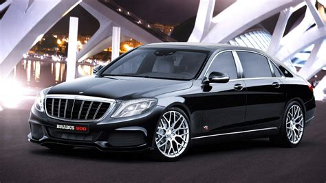 maubach car 2016 mercedes maybach 900 by brabus review top speed