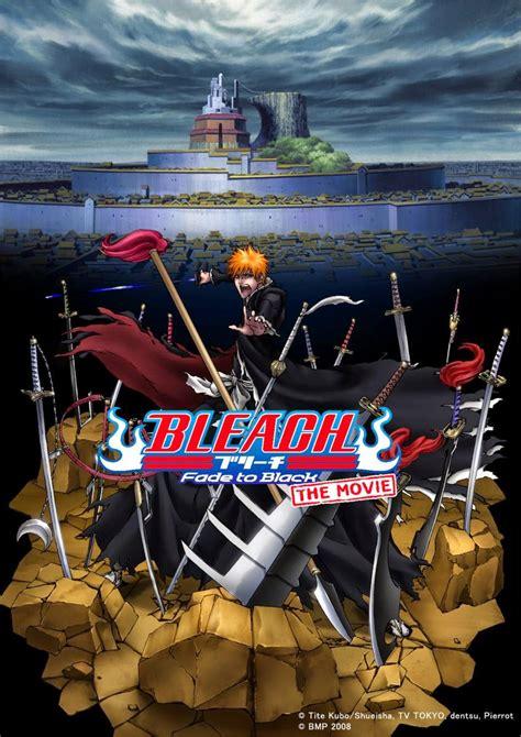 bleach movie 3 fade to black kimi no na wo yobu anime m2o