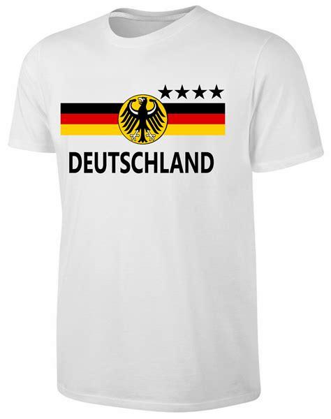 deutschland t shirt kinder fu 223 fan shirt wei 223 ebay