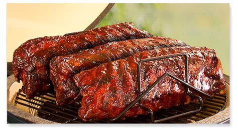 Big Green Egg Rib Rack by Hearth And Patio Knoxville Knoxville Grills Knoxville