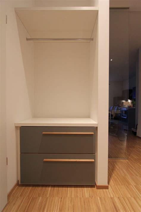 Garderobe In Wandnische by Garderobe Mit Schuhschrank In Einer Nische Dein Tischler