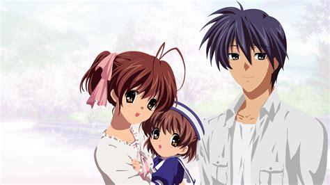 clannad anime website clannad nagisa family www imgkid the image kid has it