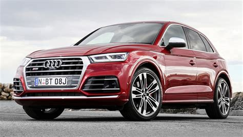 sq5 audi specs audi sq5 2017 pricing and spec confirmed car news